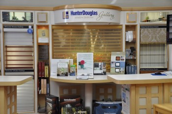 Hunter Douglas Dealer Store: Custom Blinds & Carpet